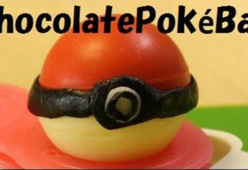 chocolate pokeball