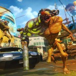 Blow Enemy - Sunset Overdrive