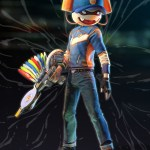 It's Me Fizzie Character - Day One Bonus - Sunset Overdrive