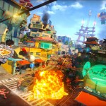Daytime War - Sunset Overdrive