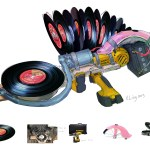 High Fidelity Weapon (Sunset Overdrive Concept Art)