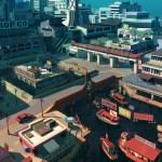 Wharf (Sunset Overdrive Concept Art)