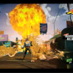 Killing Enemies - Sunset Overdrive - E3 2014