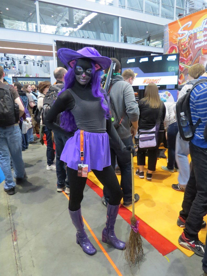 SpeedRunners Salem Cosplay PAX East 2015