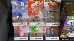 Super Smash Bros. & Mario Bros. Amiibos