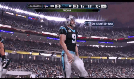Gano kicks winning field goal