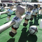Players And Soccer Ball Adidas Giant Foosball Table Zero Hour (Xbox 360)