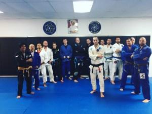 Downriver Jiu Jitsu adult class