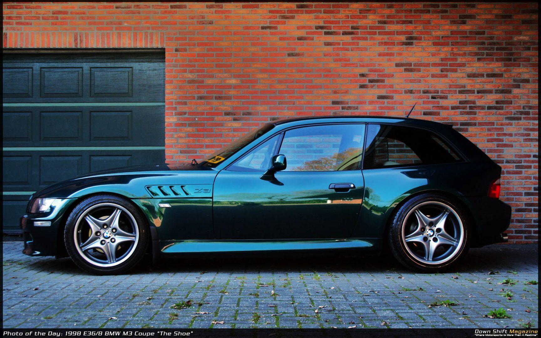 1998 E36/8 BMW M3 Coupé