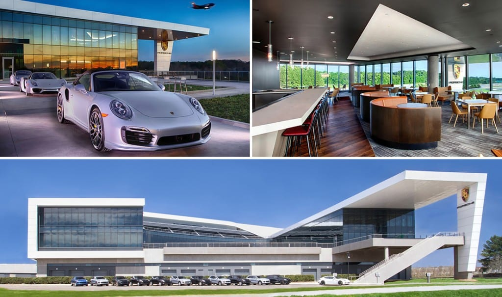 Porsche-Nordth-America-Headquarters-and-Experience-Center-collage