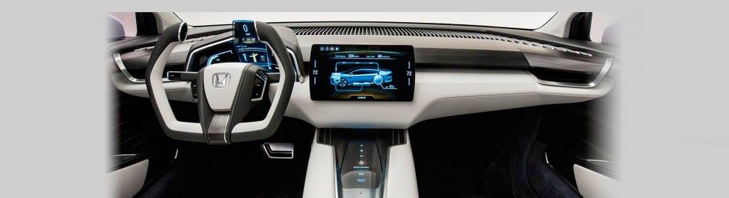Honda Fuel Cell Vehicle 2015 Revealed