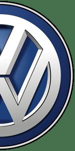 volkswagen logo half 300px