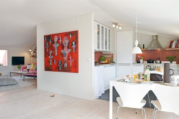 6 9841 Fabulous Swedish Apartment