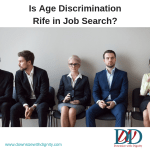 Is Age Discrimination Rife in Job Search