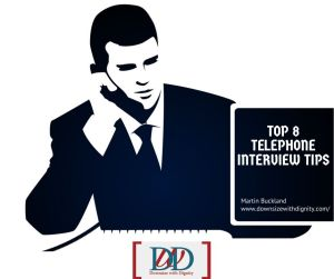 8 Tips for a Successful Telephone Interview