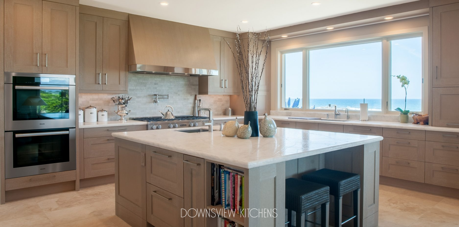 Pebble Beach Setting Downsview Kitchens And Fine Custom Cabinetry Manufacturers Of Custom