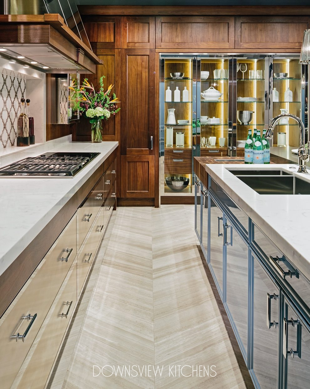 Reflective Vision Downsview Kitchens And Fine Custom Cabinetry Manufacturers Of Custom