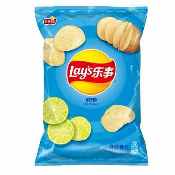 Lays Lime Flavour