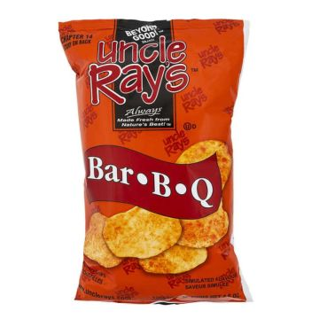 Uncle Ray's BBQ Chips