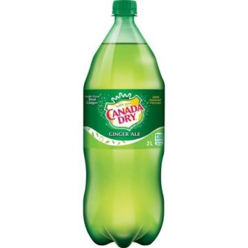 Canada Dry Ginger Ale Drink