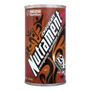 Energy Nutrition Drink Chocolate Nutrament