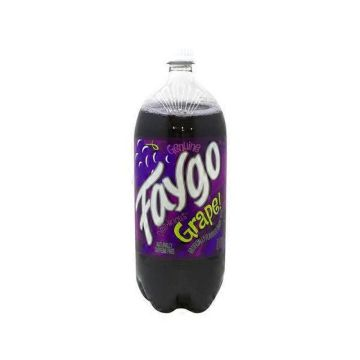 Faygo Grape Drink