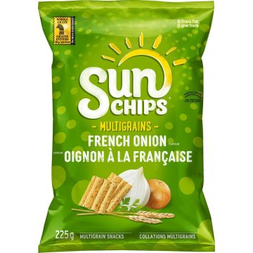 Sunchips French Onion Wheat Crackers