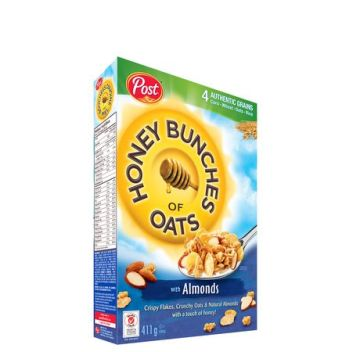 Honey Bunches of Oats With Almond