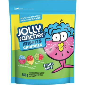 Jolly Rancher Misfit Sour Candy
