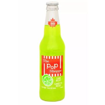The Pop Shoppe Lime Drink