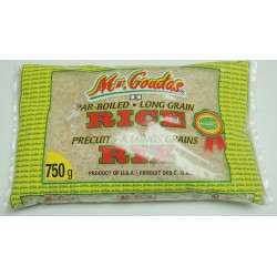 Mr. Goudas Rice Parboiled Rice