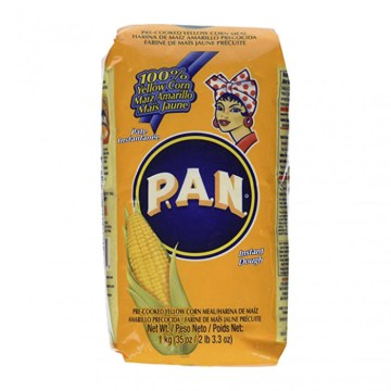 PAN Yellow Corn Meal