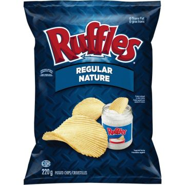 Ruffles Regular Chips