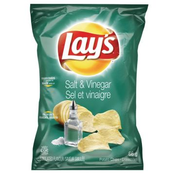 Lays Salt and Vinegar Chips