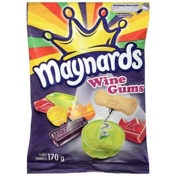 Maynard Candy Bag Size Wine Gum