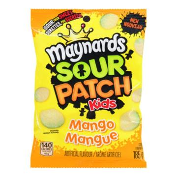 Maynards Sour Patch Kids Mango Candy