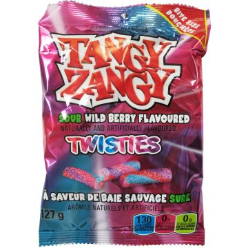 Tangy Zangy Sour Wild Berry