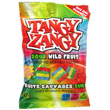 Tangy Zangy Sour Wild Fruit