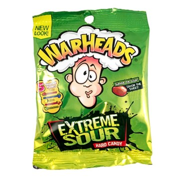 Warheads Candy Extreme Sour