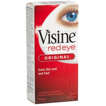 Visine Original Eye Drop