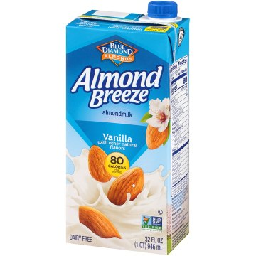 Almond Breeze Vanilla