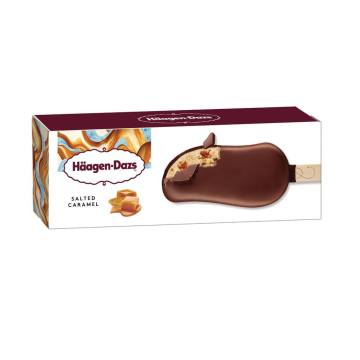 Haagen Dazs Salted Caramel Icecream Bar