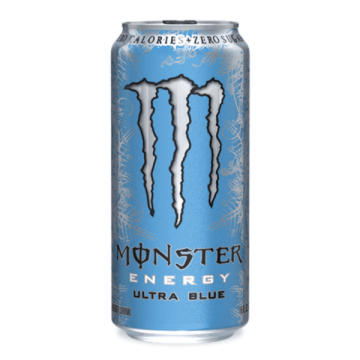 Moster Energy Ultra Blue