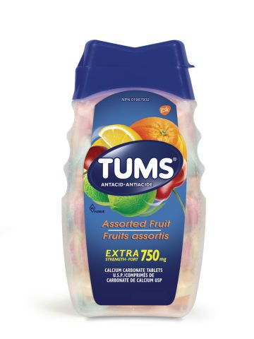 Tums Assorted Berries