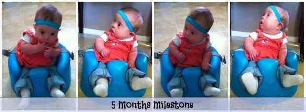 5 Months Milestone