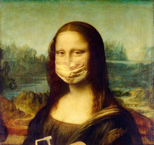 Mona Lisa Mask (3)