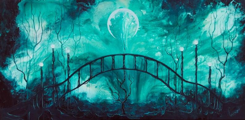 Bridge of the Broken Moon