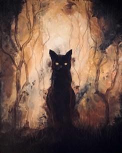 Spirit in Black