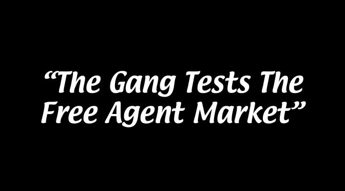 2020 NHL Free Agency- Signings Recap