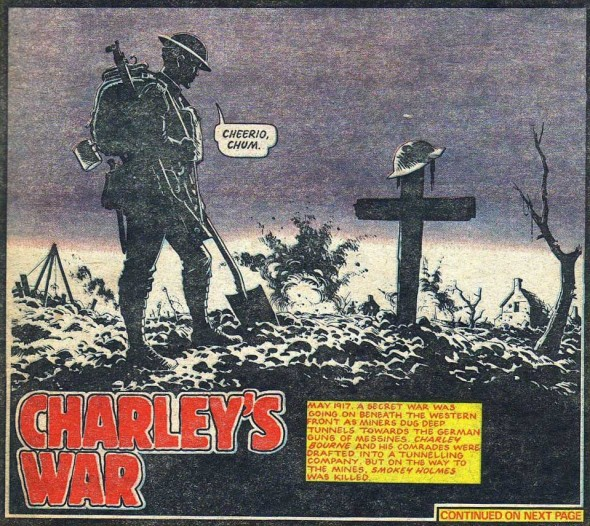 Battle Cover -17th October 1981